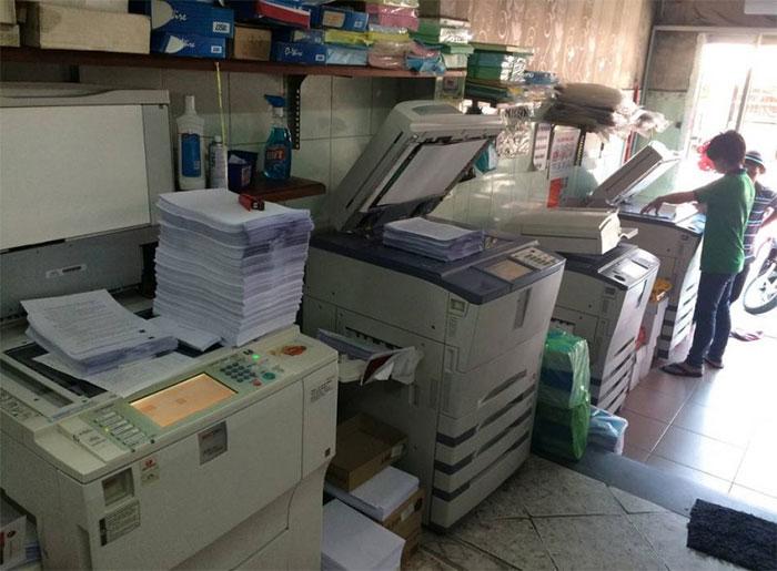 kinh nghiệm mở tiệm photocopy 3