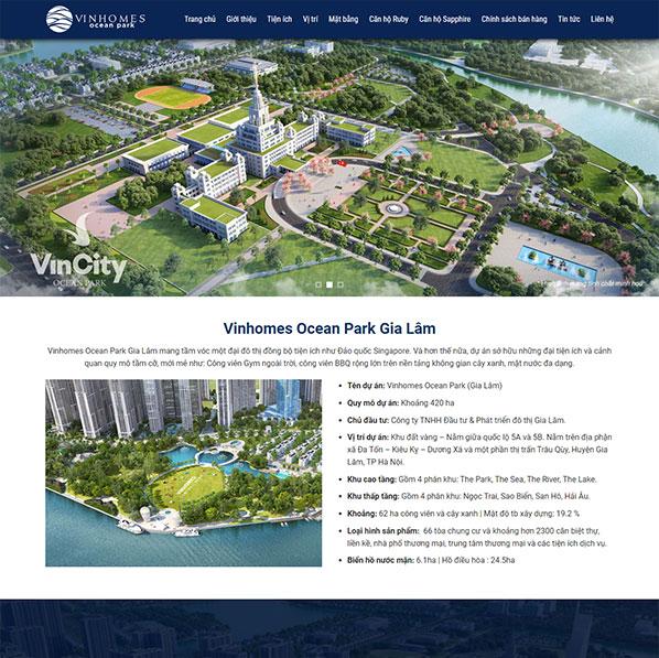 Theme Wordpress bất động sản 42