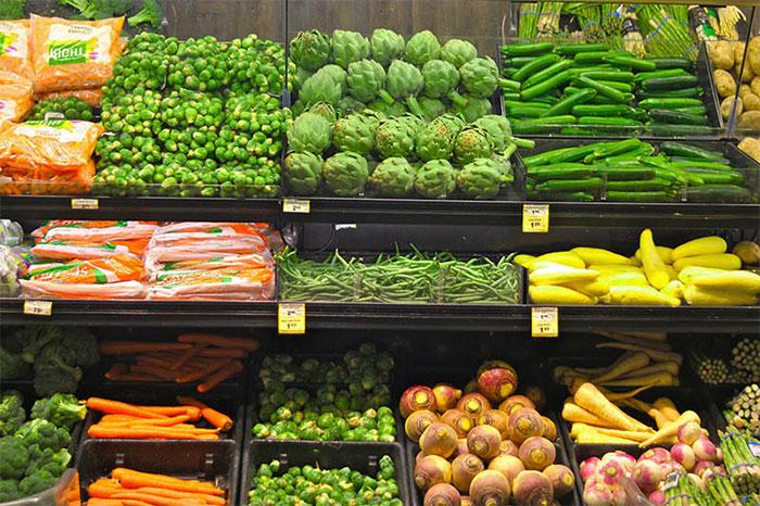 kinh nghiệm mở cửa hàng rau sạch 2