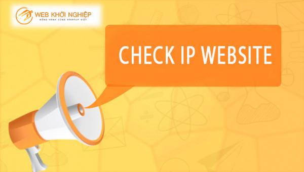 check ip website