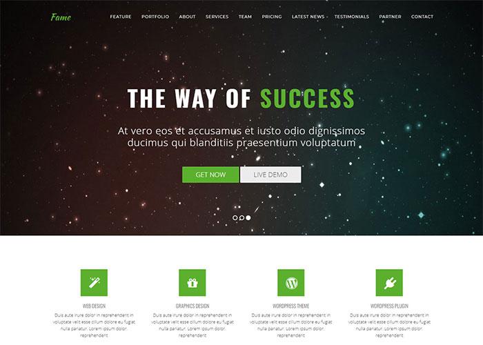 template website 1