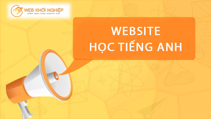 website học tiếng anh
