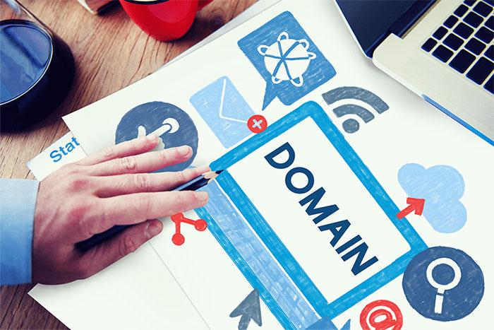 domain website là gì