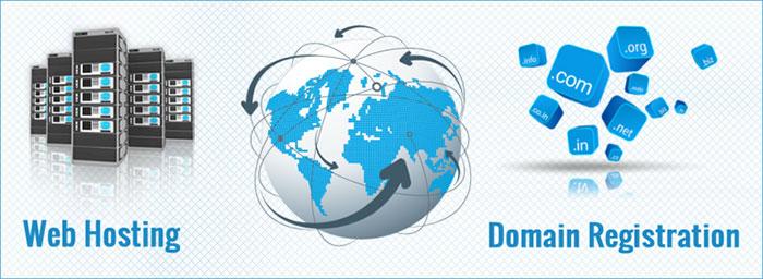 domain, website, hosting có phải là một?