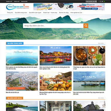theme wordpress tin tức 11