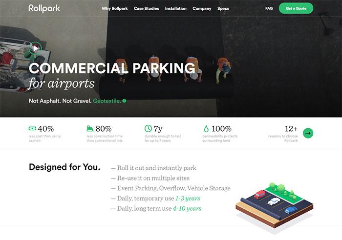 thiết kế website với hiệu ứng animation
