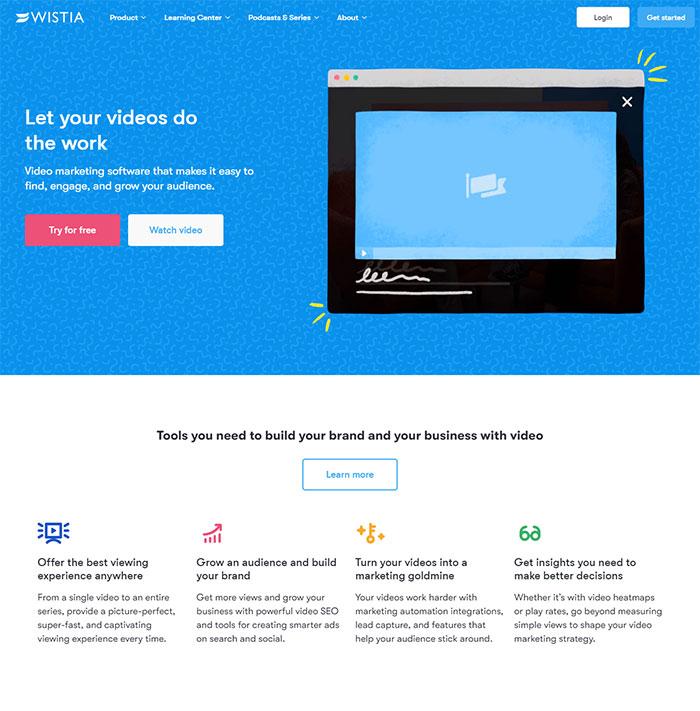 thiết kế web đa màu sắc