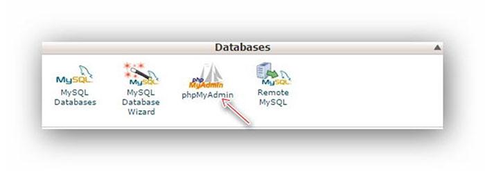 thực upload database lên host của bạn