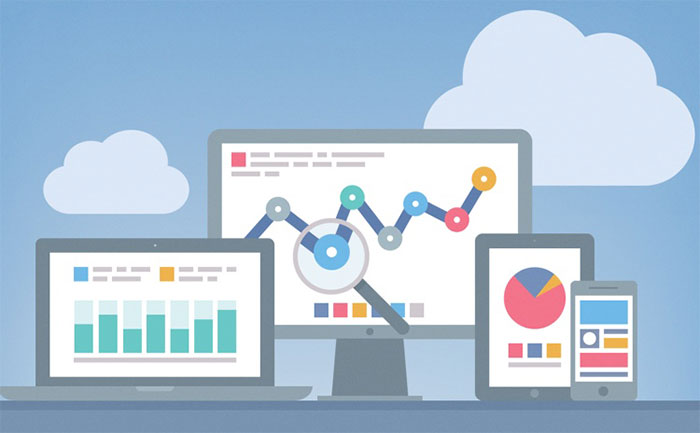 phân tích, báo cáo dữ liệu 1 trong những tiêu chí đánh giá