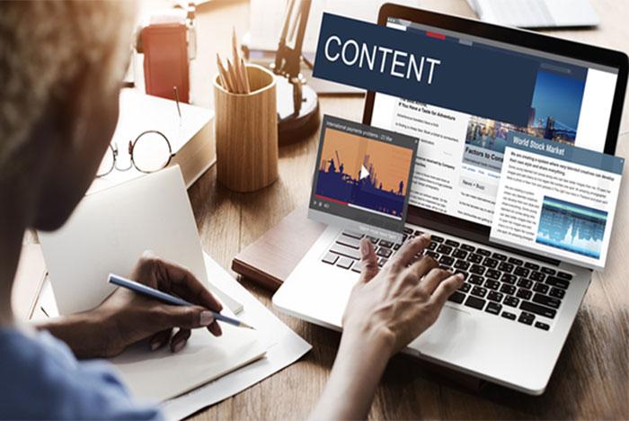 content chuẩn SEO sẽ giúp website mạnh hơn nữa