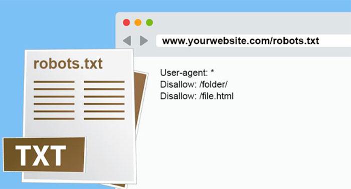 file robots.txt - 1 trong những phần quan trọng giúp đánh giá web