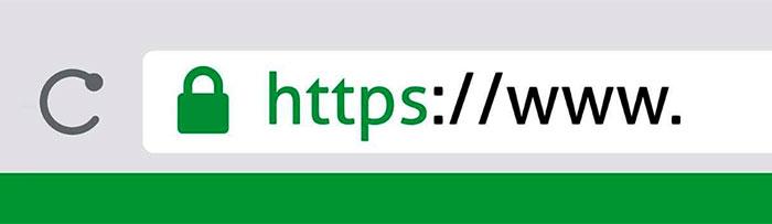 chứng chỉ SSL giúp tăng tính bảo mật cho website